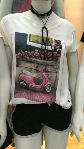 Blusas tshirts