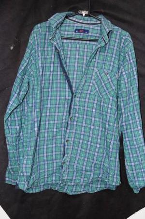 Camisa Xadrez Masculina GG, original linha Pool Riachuelo