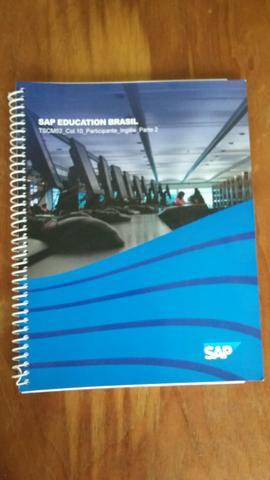 04 apostilas oficiais SAP Education Brasil Módulo SD