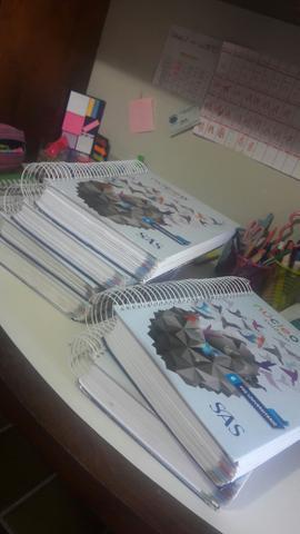 Coleção de livros do portal SAS Pré universitário