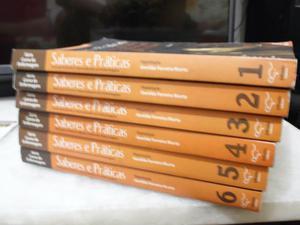 Coleção de livros enfermagem