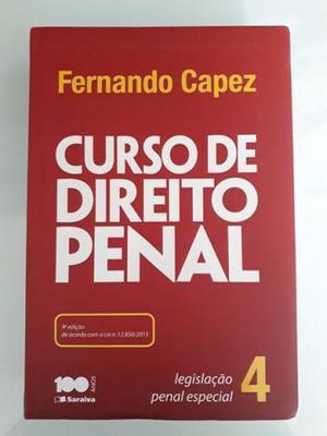 Curso de Direito Penal Vol. 4