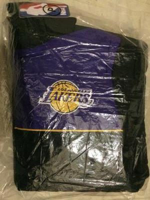 Jaqueta Casaco NBA Los Angeles Lakers Original Licenciado