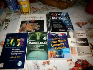 Kit completo de livros na área da Saúde
