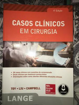 Livro Casos Clínicos em Cirurgia