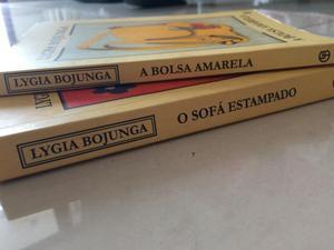 Livros da Lygia Bojunga