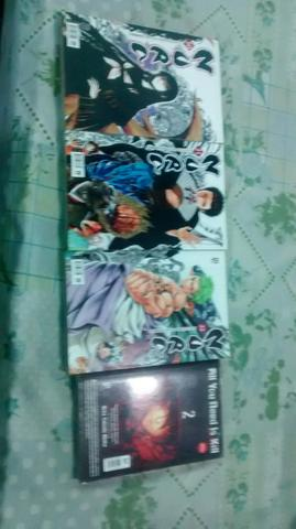 Manga nura,all you need is kill