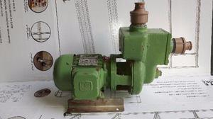 Motor bomba de água industrial (trifásico)