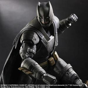 Action Figure Novo Batman Blindado Vs Superman Play Arts Kai