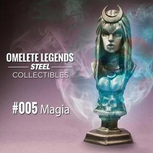 Busto Magia Omelete Box