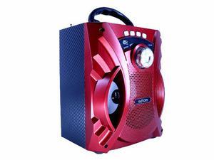 Caixa de Som Mini, Potência 6W RMS Bluetooth, Usb, Cartão