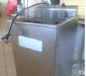 Fritadeira água e óleo 40 litros eletrica