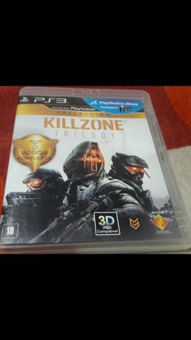 Kill zone trilogy os 3 jogos da franquia 1, 2 e 3