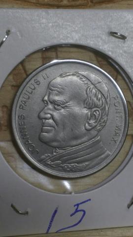 Medalha do papa