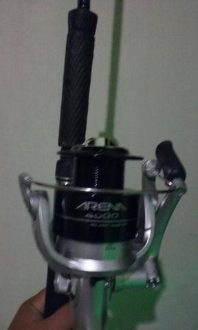 Vara de pesca gradiador Millenium