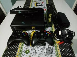 Xbox 360 Slim Completo e Destravado
