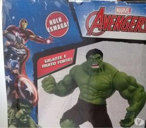 Boneco Hulk Gigante Mimo Marvel