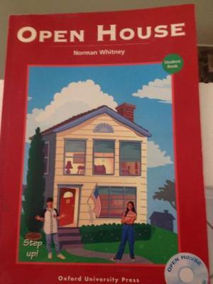 Iivro Open House - Norman Whitney - Student Book (Usado)