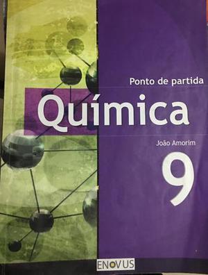 Livro de química nono ano