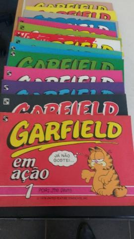Livros do garfield