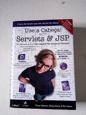 (Menor Preço)Use a Cabeca Servlets e Jsp 2° edição em