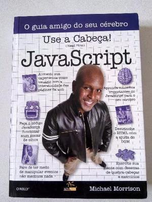 (Menor preço)Use a cabeça javascript em ótimo estado