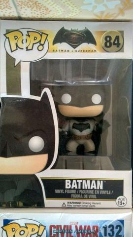 Pop Batman: Batman Vs Superman: A Origem da Justiça #84 -