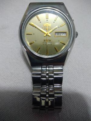 Relógio Masculino Orient Clássico Automático impecável!