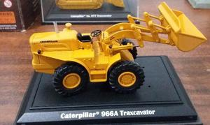 Trator pa carregadeira caterpillar 966 escala 1/50