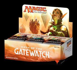 Boosters Magic - Oath of The GateWatch