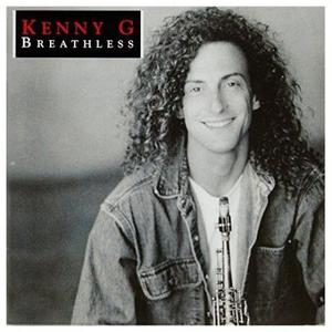 CD Kenny G Breathless