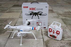 Drone syma x8c venture com camera hd