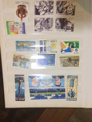 Selos diversos nacionais
