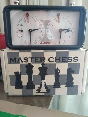 Vendo Relógio de Xadrez
