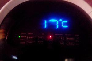 Ar condicionado portatil e Ar quente