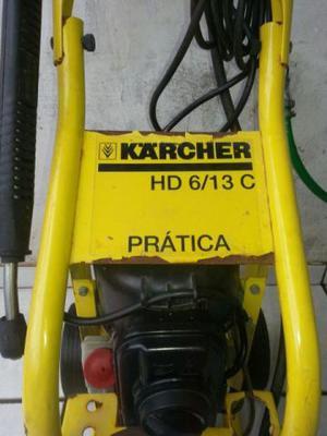 Lavadora de Alta Pressão Usada - Wap; Karcher; Enceradeiras