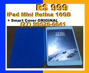 Tablet Ipad Mini retina 16GB usado em perfeitas condições