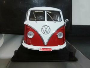Volkswagen Kombi Coca Cola  Vw miniatura escala 1:18