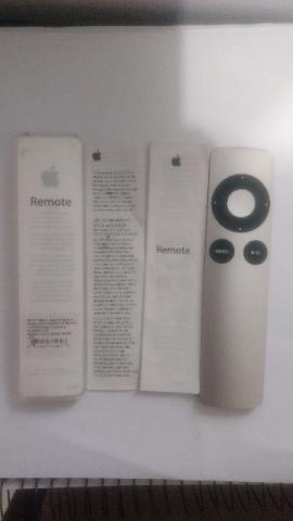 Controle Remoto Macbook, Apple Tv, Original Mac Mini Com