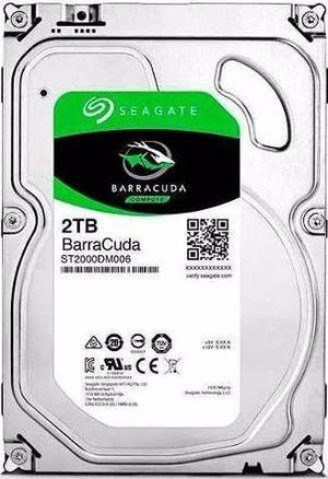 Hd Seagate Barracuda STDM006 Desktop 2tb gb 64mb