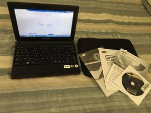 Netbook Samsung ATOM 1GB
