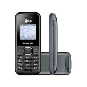 Celular LG B220 R$, Dual Chip, Novo, 100% Original,