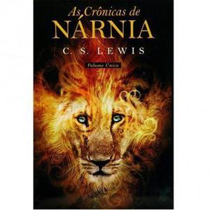 Livro as cronicas de narnia 3 em 1