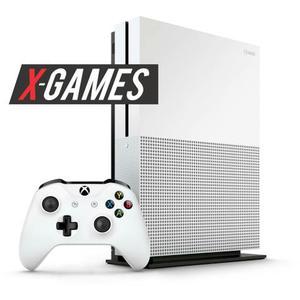 Xbox One S 500 gb - Aceitamos seu Game
