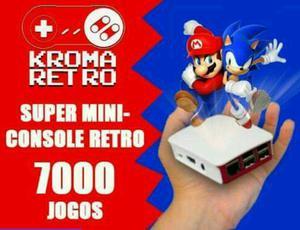 Console Retro -  jogos - Rapsberry Pi
