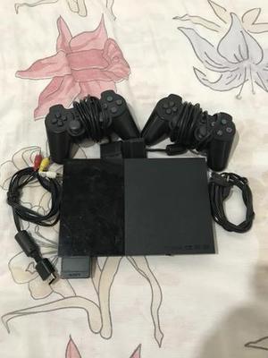 Ps2 Sony desbloqueado em bom estado e funcionamento ok