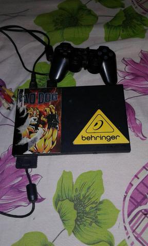 Vendo Playstation 2 por R$