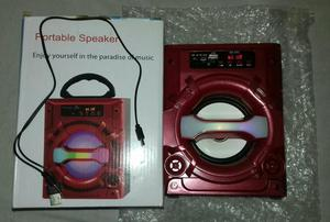 Caixa de som via Bluetooth