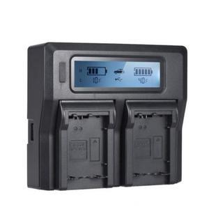 Carregador Duplo Rápido Sony Np-fw50 A7s Ii A7r A A