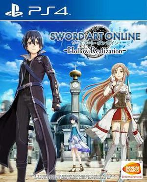 Compro Sword art online ps4